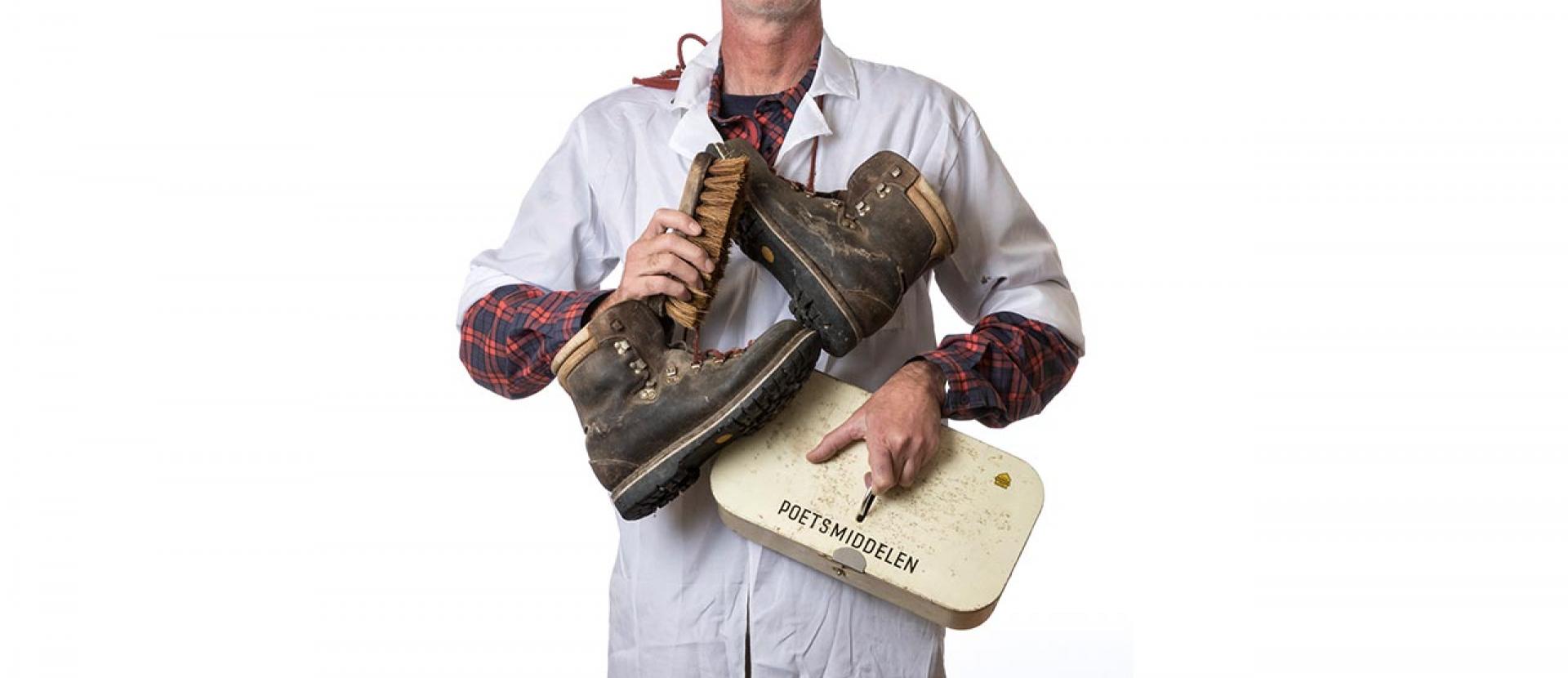 Onderhoud van je wandelschoenen | oppad.nl