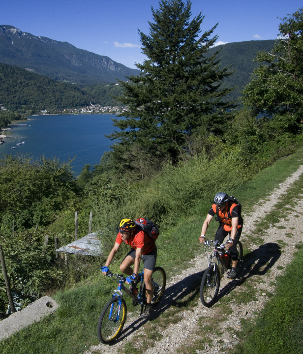 Italiië mountainbiken